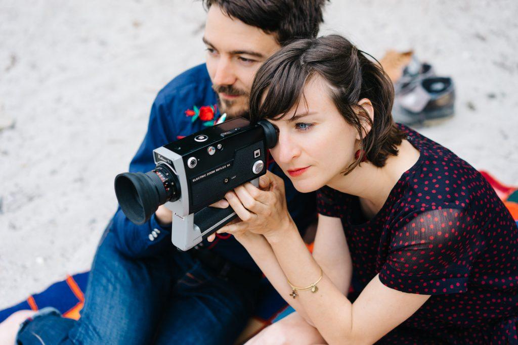 Delphine Millet Couplesession - Photography delicate sensitive couple love minimalist intimist - Portrait wedding photographer in Berlin